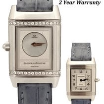 Jaeger-LeCoultre Reverso Duetto Steel 21mm White No numerals United States of America, New York, Huntington Village