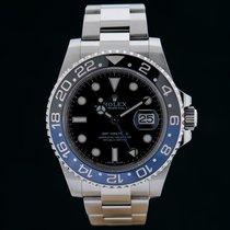 Rolex GMT-Master II 116710BLNR 2015 подержанные