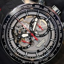 Graham Silverstone RS Acero 46mm Negro