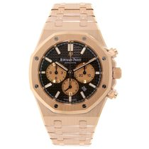 Audemars Piguet 26331OR.OO.1220OR.02 Rose gold Royal Oak Chronograph 41mm new United States of America, New York, New York