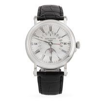 Patek Philippe Perpetual Calendar White gold 38mm White Roman numerals United States of America, Texas, Dallas