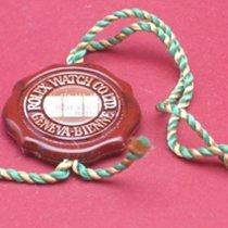 Rolex Chronometer-Siegel rot helle Kordel mit Buchstaben...