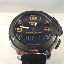 Tissot T-Race Touch nuevo 42mm Acero