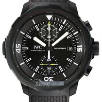 IWC iw379502 Galapagos Islands Steel 2021 Aquatimer Chronograph 44mm new United States of America, New York, Airmont