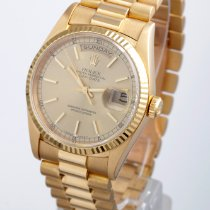 Rolex Day-Date 36 Yellow gold 36mm Gold No numerals United States of America, California, Beverly Hills