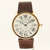 Cartier Ronde Solo XL from 2018 complete with B+P L: € 9.300,-