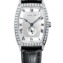 Breguet Brequet Héritage 3661 18K White Gold & Diamonds...