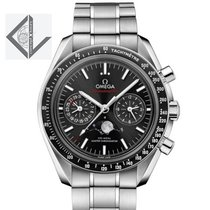Omega Moonwatch Co-axial Master Chronometer Moonphase Chrono -...