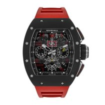 Richard Mille Felipe Massa Sandblast Flyback Chronograph Grey