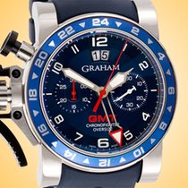 Graham Chronofighter Oversize GMT