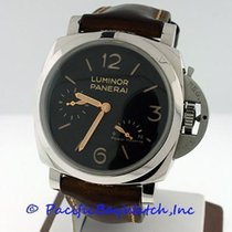 Panerai PAM00423 Steel Luminor 1950 3 Days Power Reserve 47mm new United States of America, California, Newport Beach