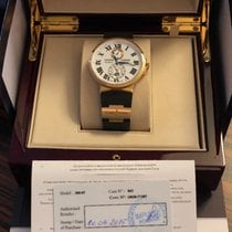 Ulysse Nardin Marine Chronometer 43mm 266-67 2015 новые