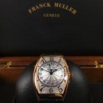 Franck Muller Cintrée Curvex Master Calendar