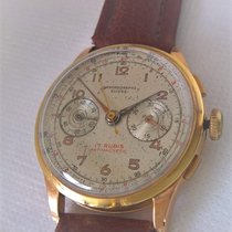 Chronographe Suisse Cie 3910 1950 pre-owned