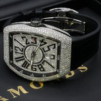Franck Muller Vanguard Diamond Watch