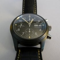 IWC Pilot's Watch  Flieger Chronograph Ceramic / English...