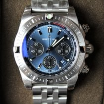 Breitling Chronomat neu 2020 Automatik Uhr mit Original-Box und Original-Papieren AB0115101C1A1