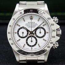 Rolex 16520 Daytona SS White Dial Zenith Movement INVERTED 6...