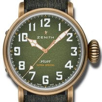 Zenith 29.2430.679/63.I001 Bronze 2020 Pilot Type 20 45mm new