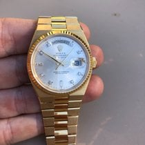 Rolex Day-Date Oysterquartz Or jaune 36mm Sans chiffres France, Chantilly