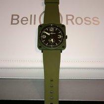 Bell & Ross BR S MILITARY 39mm