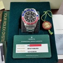 Rolex GMT-Master II 16710BLRO 2006 new