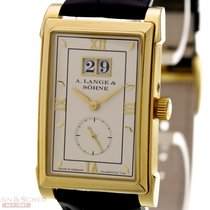 A. Lange & Söhne Cabaret pre-owned 25.5mm Yellow gold