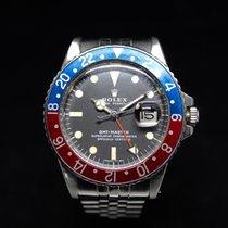 Rolex 1675 Stahl GMT-Master