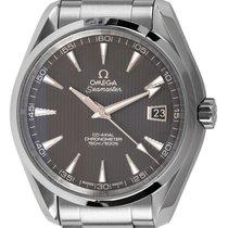 Omega 231.10.42.21.06.001 Stahl Seamaster Aqua Terra 41mm gebraucht
