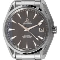 Omega Seamaster Aqua Terra Steel 41mm Grey United States of America, Texas, Austin