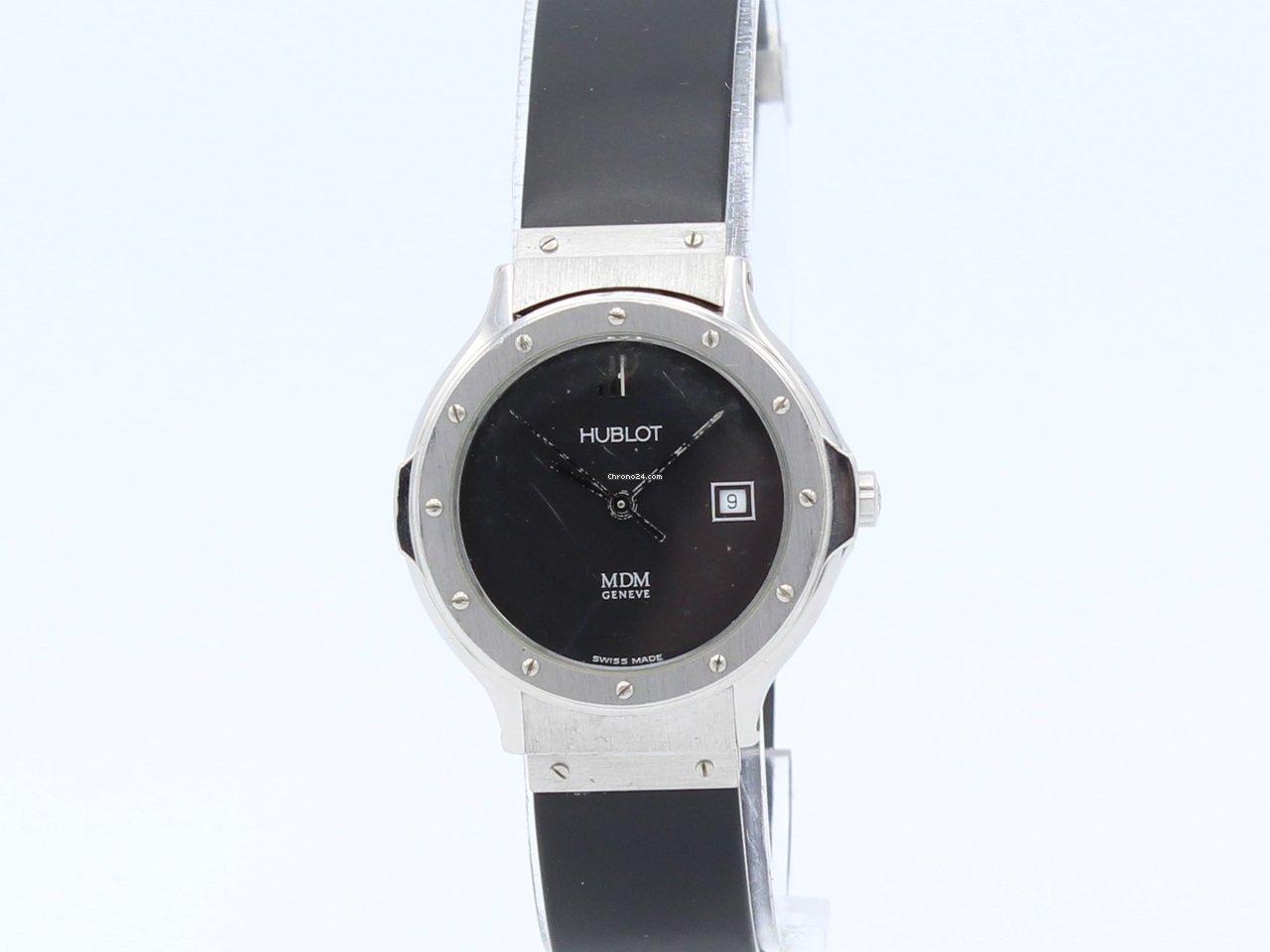 reloj hublot classic mujer