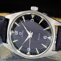 Omega Genève Steel 33mm Black Arabic numerals United States of America, Utah, Draper