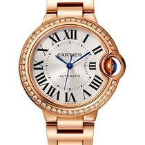 Cartier Rose gold 33mm Automatic WJBB0036 new United States of America, New York, New York