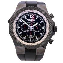 Breitling Bentley GMT Steel 49mm Black No numerals