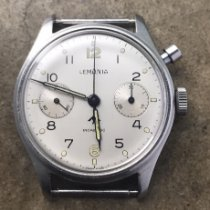 Lemania Steel 38,5mm Manual winding HS9 pre-owned United States of America, California, Los Angeles