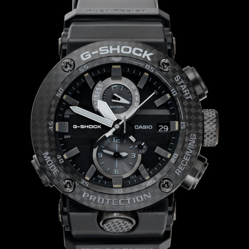 ed0d6566fa15 Casio G-Shock Gravitymaster Carbon Monocoque Case - GWR-B100 for  719 for  sale from a Trusted Seller on Chrono24