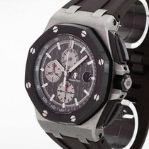 오드마피게 Royal Oak Offshore Chronograph 티타늄 44mm 회색
