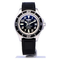 Breitling Superocean 42 black dial, 2012