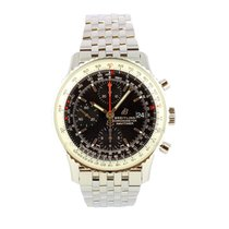 Breitling Navitimer Heritage A13324121B1A1 Unworn Steel 41mm Automatic