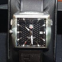 TAG Heuer Professional Golf Watch Steel Black