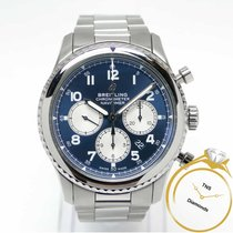 Breitling Navitimer 8 43mm Blue United States of America, Pennsylvania, Philadelphia
