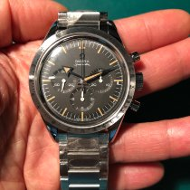 Omega new Manual winding 38.6mm Steel Plexiglass