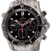 Omega 212.30.44.50.01.001 Steel Seamaster Diver 300 M 44mm pre-owned United States of America, Texas, Austin