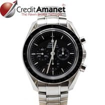 Omega Speedmaster Professional Moonwatch Otel 42mm Negru Fara cifre România, Bucharest