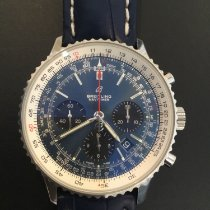 Breitling Navitimer 1 B01 Chronograph 43 Steel 43mm Blue United States of America, Illinois, Chicago
