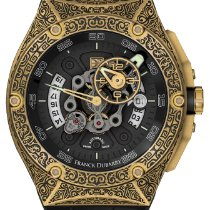 Franck Dubarry Bronse 43mm Automatisk ny