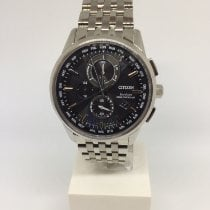 Citizen Staal 43mm Quartz AT8110-61E nieuw Nederland, Zeist