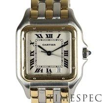 Cartier Panthère Gold/Steel 27mm White Roman numerals United Kingdom, London