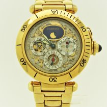 Cartier Yellow gold Automatic Pasha pre-owned United States of America, Florida, Key Biscayne