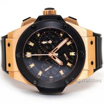Hublot King Power Rose gold 48mm Black No numerals United States of America, Florida, Aventura